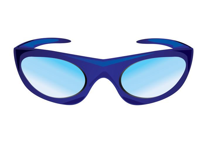 zonnebril accessoire geïsoleerd