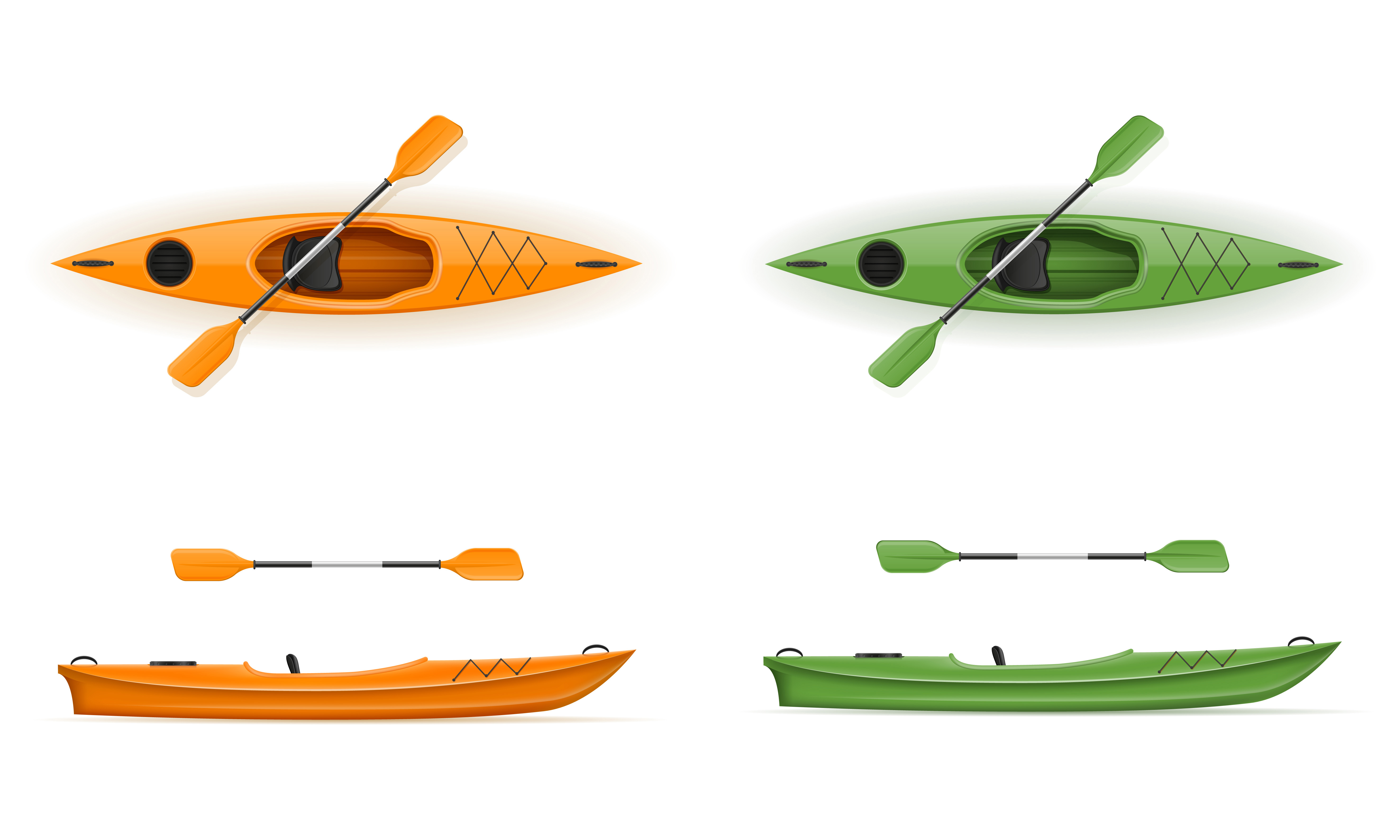 Download Kayak Fishing Svg Layered Svg Cut File