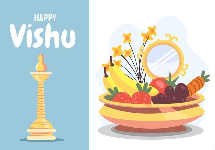 Glad Vishu