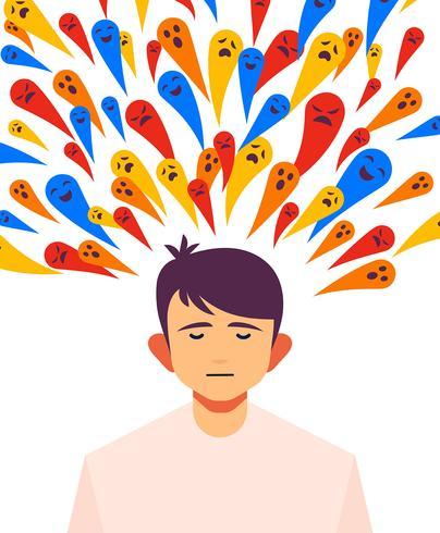 Mental Health Illustration Download Free Vectors Clipart Graphics Vector Art