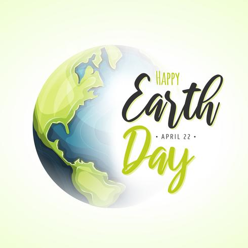 World Earth Day Background