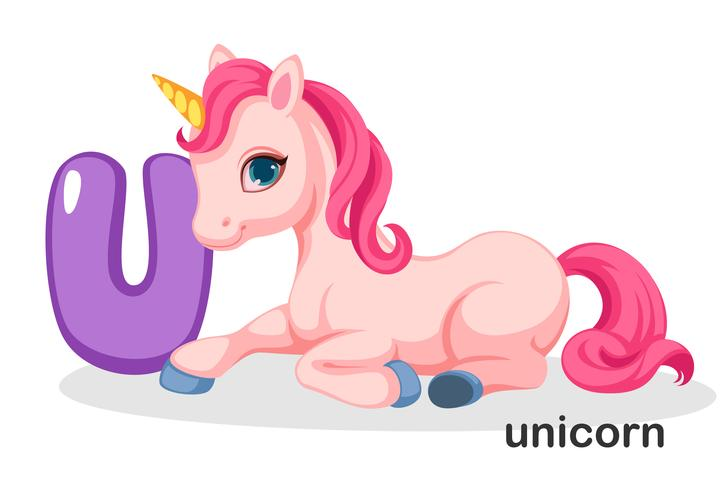 U for Unicorn