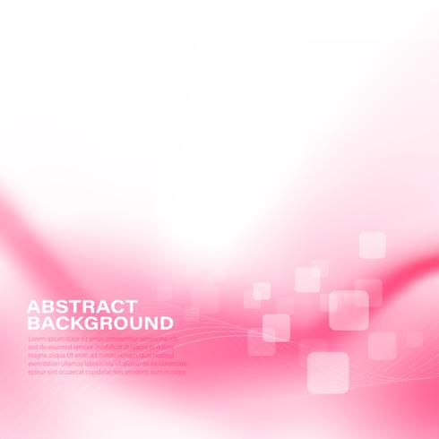 Pink and white soft abstract background blend and smoot 002