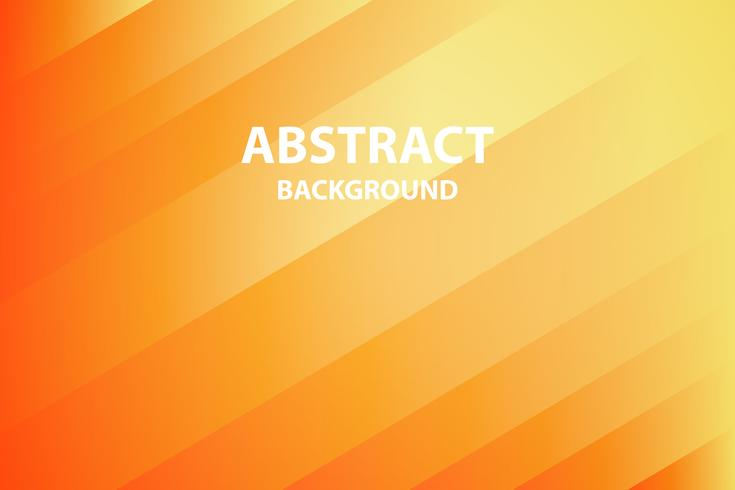 soft and dark orange with yellow abstract background, vector