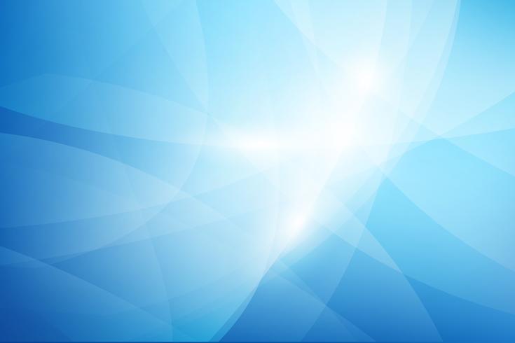 Fondo azul abstracto curva oscura 005