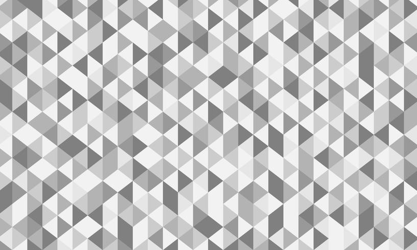 low polygon and geometric background in vintage and retro style