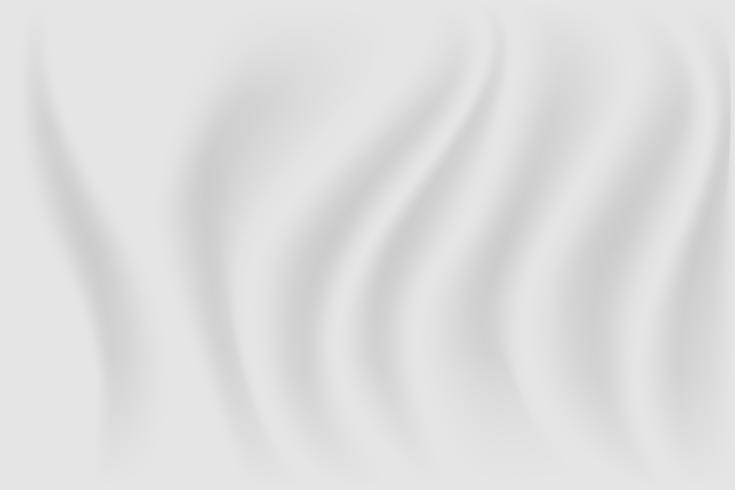 vague de tissu et de soie de luxe abstrait gris texture