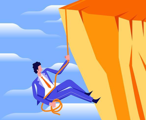 Corporate Goals Illustration vector