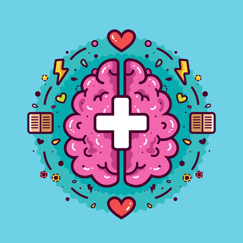 Mental Health Vector Download Free Vectors Clipart