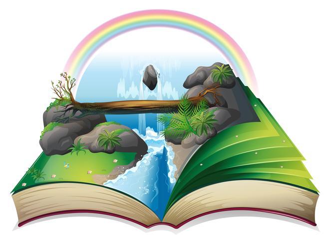 Wasserfallbuch