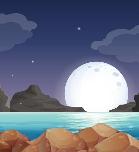 Månlandskap