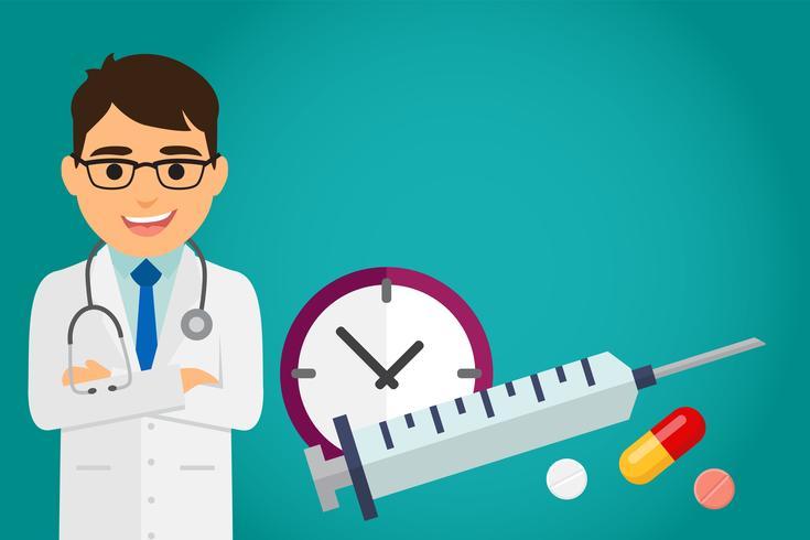 Médico de cuidados de saúde
