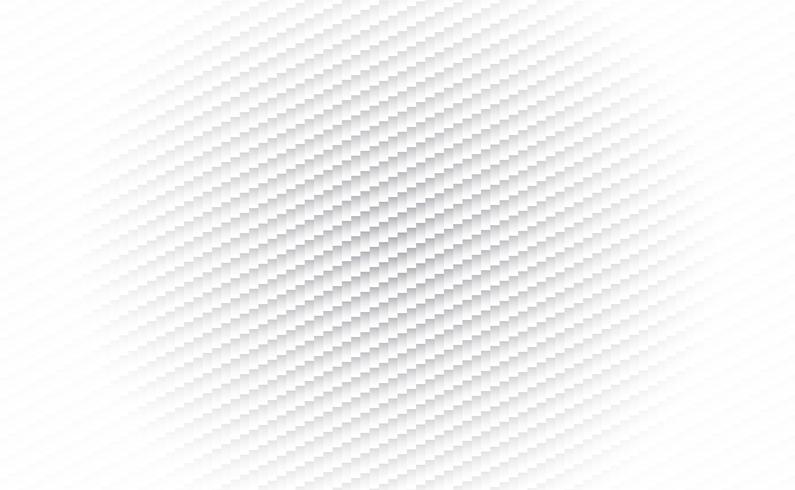 Fondo blanco de kevlar, diseño abstracto de fibra de carbono. ilustración vectorial vector