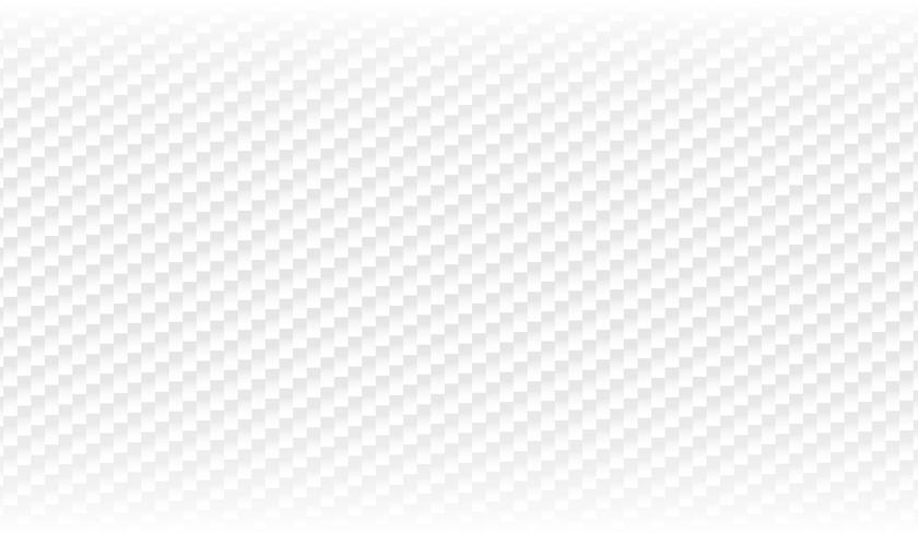 Abstract White Carbon Fiber texture background. Vector