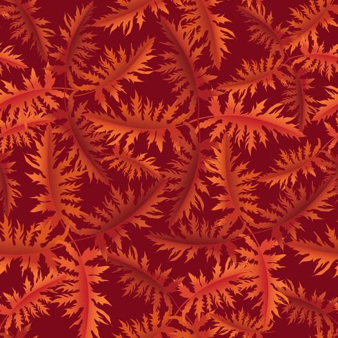 Blumenmuster. Lässt nahtlosen Hintergrund. Ziergarten