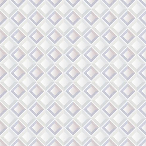 Abstract seamless background. Rhombus texture. Geometric pattern vector