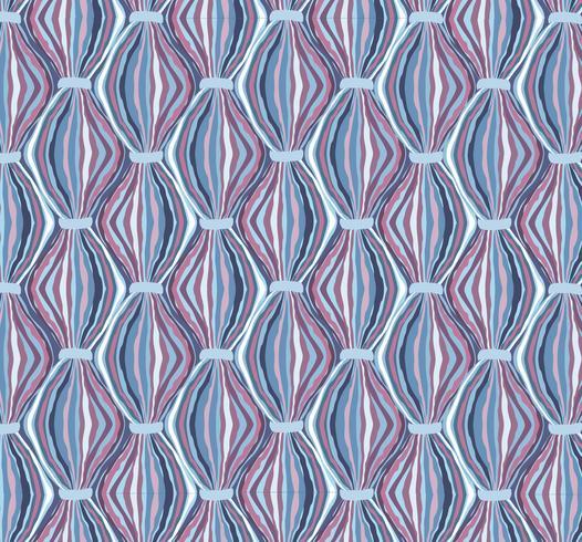 Modèle sans couture abstraite ligne ornement Swirl texture orientale vecteur