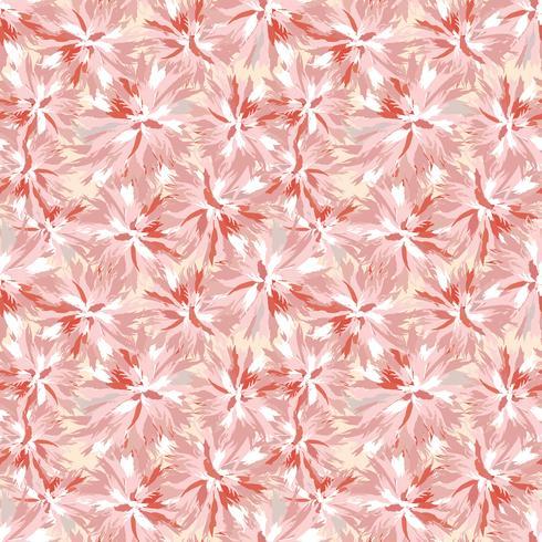 Patrón floral sin fisuras Fondo de la flor. Ornamento de la naturaleza del jardín vector