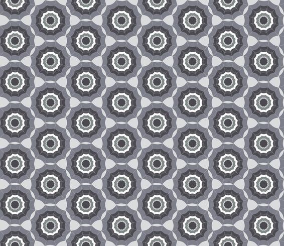 Patrón geométrico sin fisuras Fondo abstracto de la tela del remolino del ornamento
