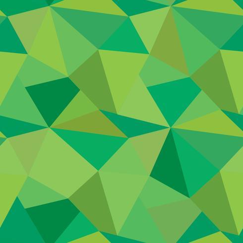 Modèle sans couture abstraite. Fond de mosaïque géométrique vecteur