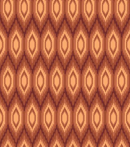 Ornamento abstracto de la tela Línea geométrica sin patrón orientar la textura vector