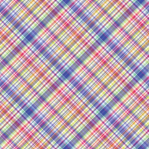 Textura de la tela. Patrón de tartán inconsútil Fondo diagonal textil. vector