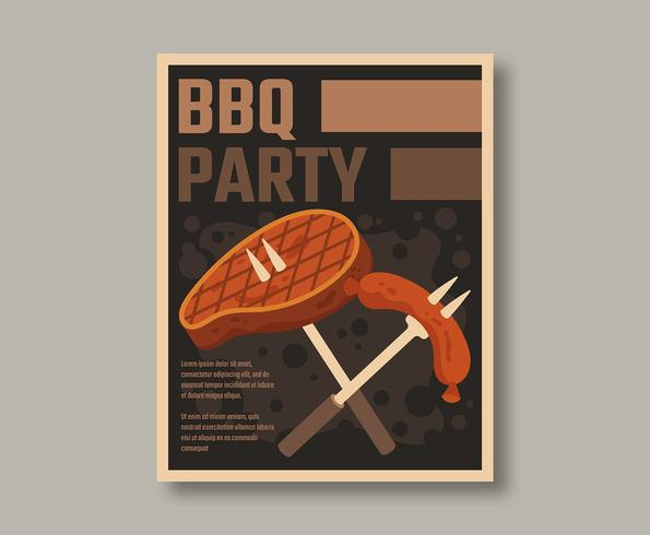 烤肉海報 免費下載 | 天天瘋後製