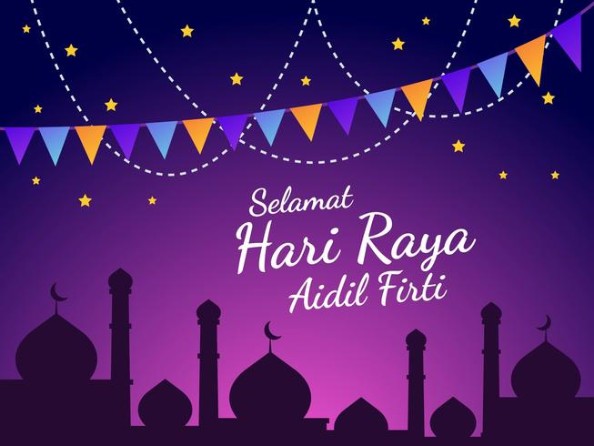 Erstaunlicher Hari Raya