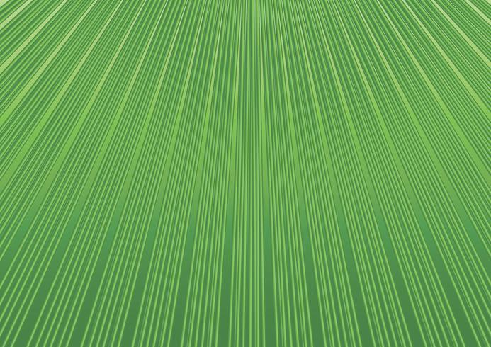 Abstrato geométrico. Linhas verdes diagonais florais vetor