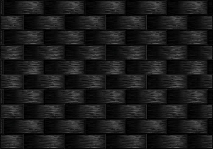 Black Wood Background