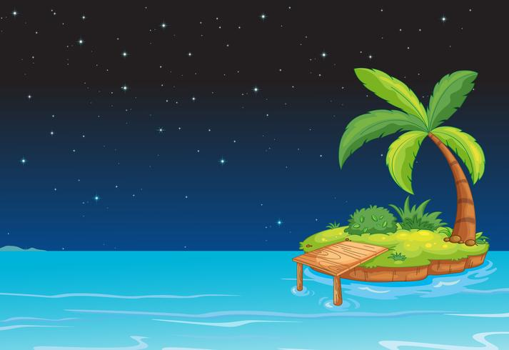 un'isola