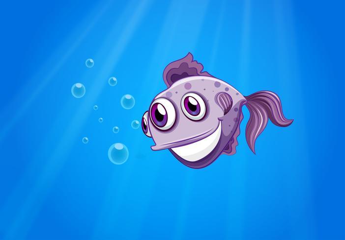 En treögd fisk