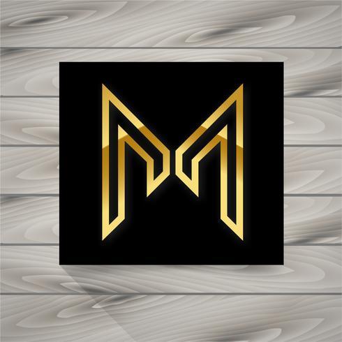 Logo Concept Letter M