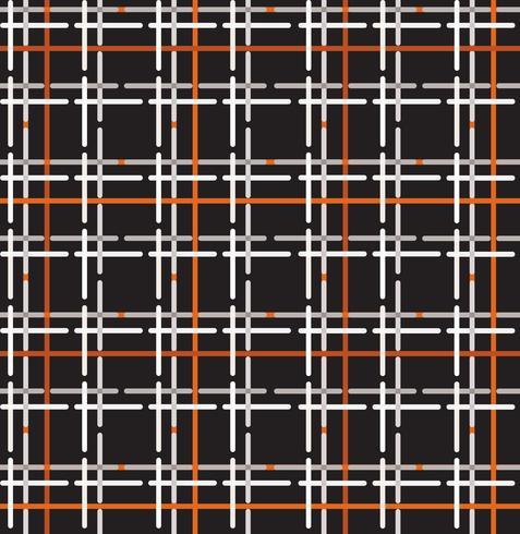 padrão sem emenda de tartan. Ornamento de tecido de lã. Textura de tecido xadrez