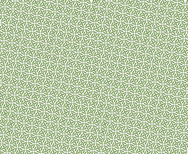 Abstract floral pattern. Leaves swirl seamless backdrop vector