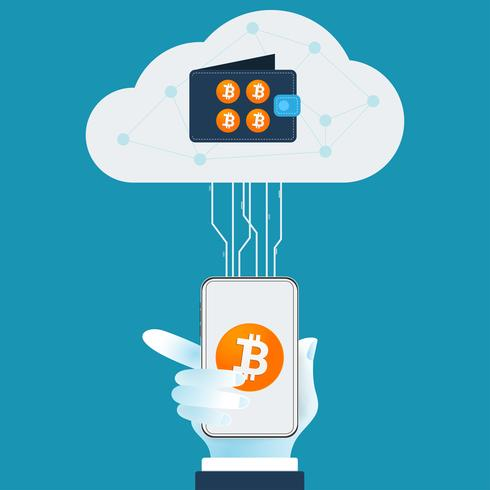 Is cryptocurrency leading to a cashless society