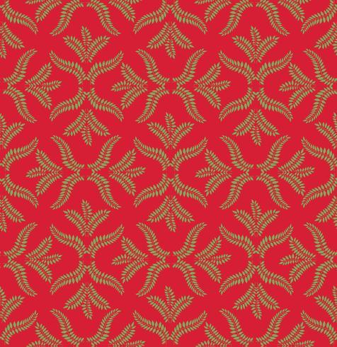 Blomstersmycken. Geometrisk blomstra bakgrund