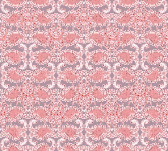 Patrón floral sin fisuras Textura oriental. Adorno de flor