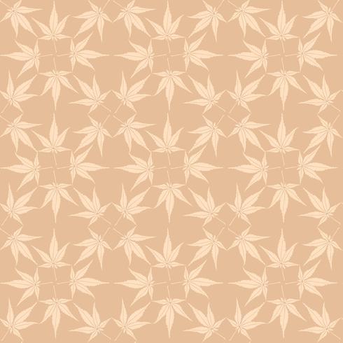 Abstrakt blommönster Mönster virvlar geometrisk sömlös bakgrund.