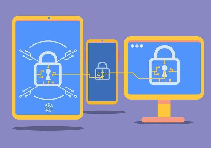 Seguridad cibernética con smartphones