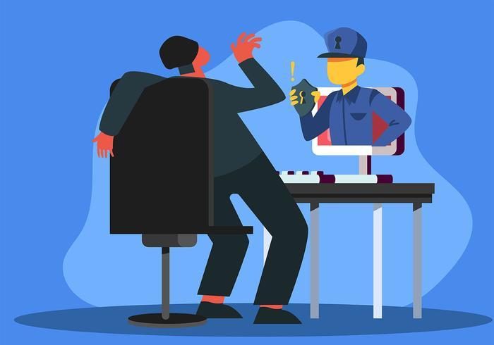 Cybersicherheit und geschützte Daten