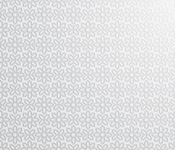 Antecedentes islámicos. Sin costura. vector