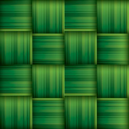 Textura de Ketupat (bolinho de arroz). vetor