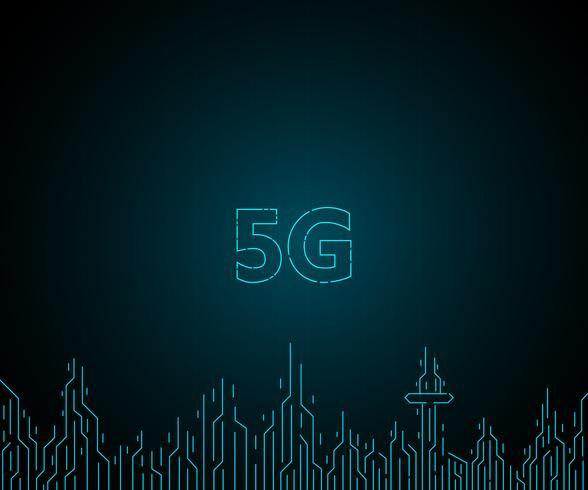 5G framtida trådlöst internet