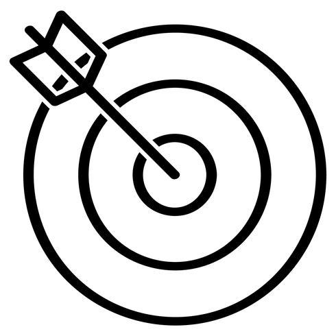 boogschieten boog en pijl vector