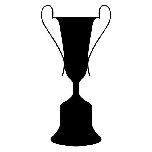 trophy vector eps