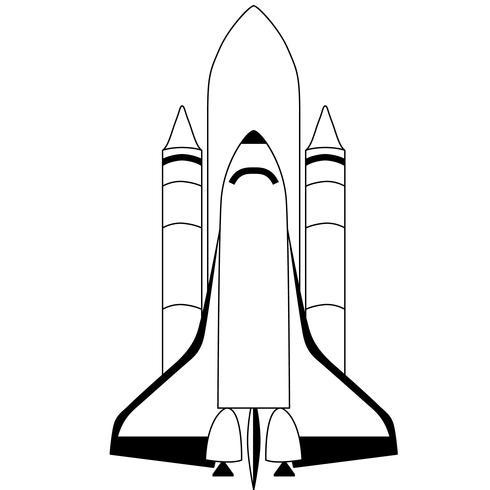 navette vecteur spatiale eps