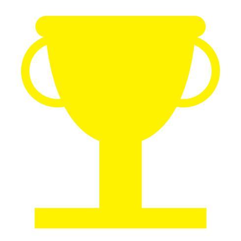 trophy vector eps