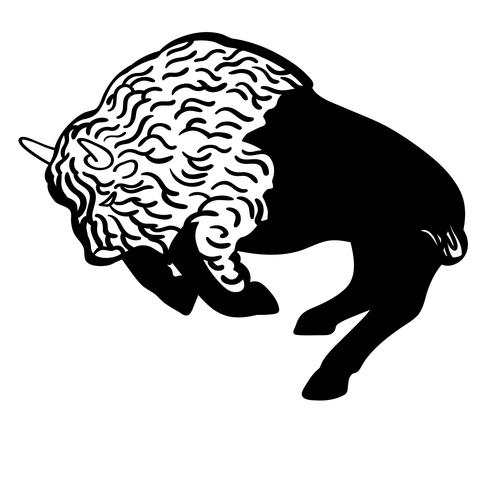 bison vector eps