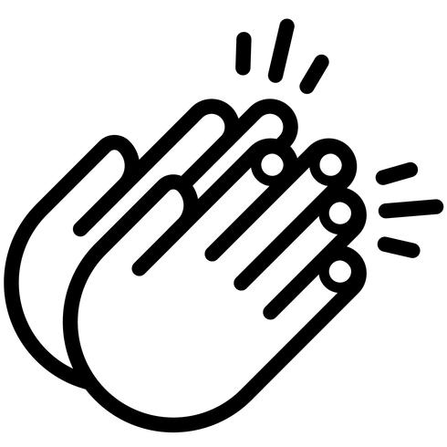 klapphänder vektor